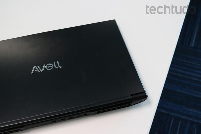 Avell G1750 Fox-9 (Foto: Yuri Hildebrand/TechTudo)