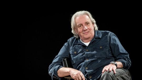 Marco Nanini celebra a arte e diz: 'O teatro foi onde eu me encontrei, e o que me deu sentido de viver'
