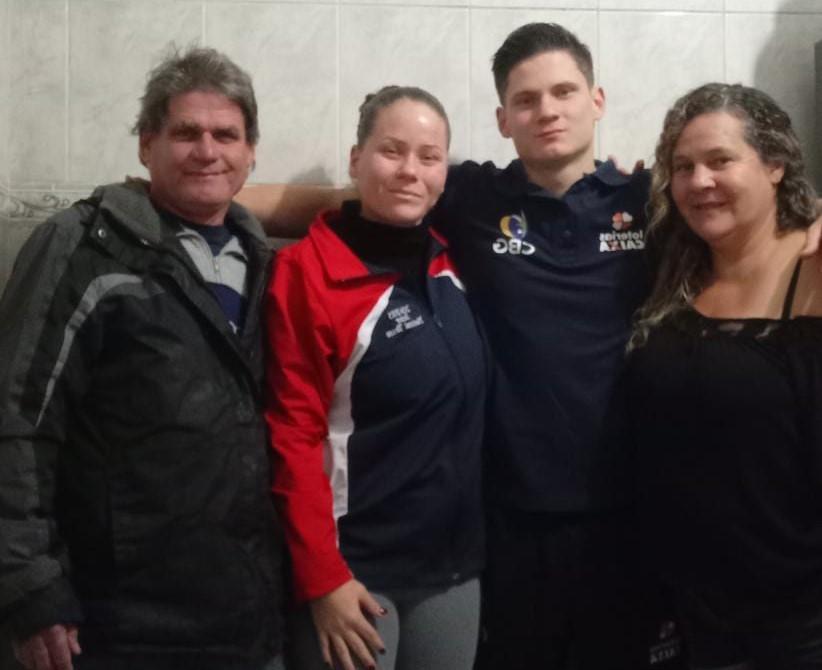 'Sensação inexplicável', diz pai de Diogo Soares após filho disputar finais da ginástica nas Olimpíadas