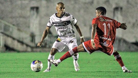 Foto: (Guilherme Drovas / Botafogo-PB)