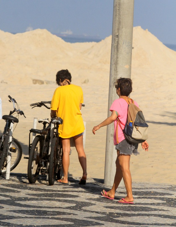 Nanda Costa e Lan Lanh (Foto: Daniel Delmiro / AgNews)
