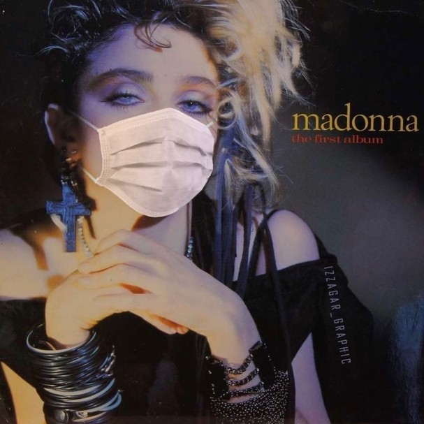 Madonna testa positivo para o coronavírus (Foto: Reprodução Instagram)