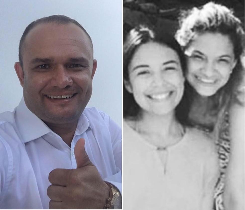 Thiago Oliveira Alves foi acusado pela enteada de estupro e tortura contra ela e a mãe — Foto: Reprodução/Redes sociais