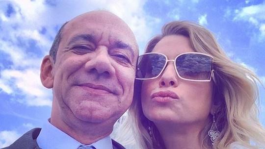 Frank Menezes não segura a emoção ao se despedir de 'I Love' e fala da parceria com Letícia Spiller