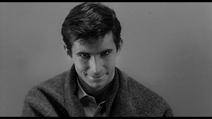 Norman Bates, vivido pelo ator Anthony Perkins, em Psicose (1960) (Foto: Divulgação)