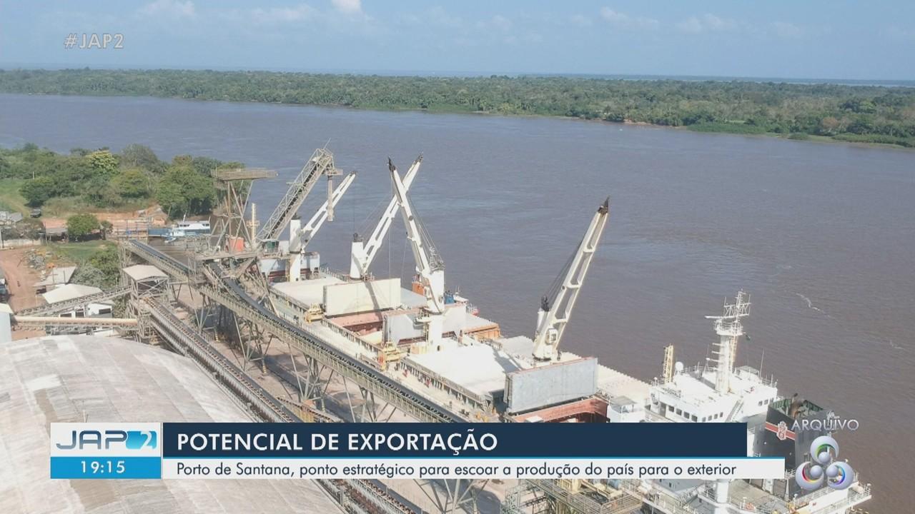 Evento vai discutir estratégias para elevar importância da economia no Porto de Santana