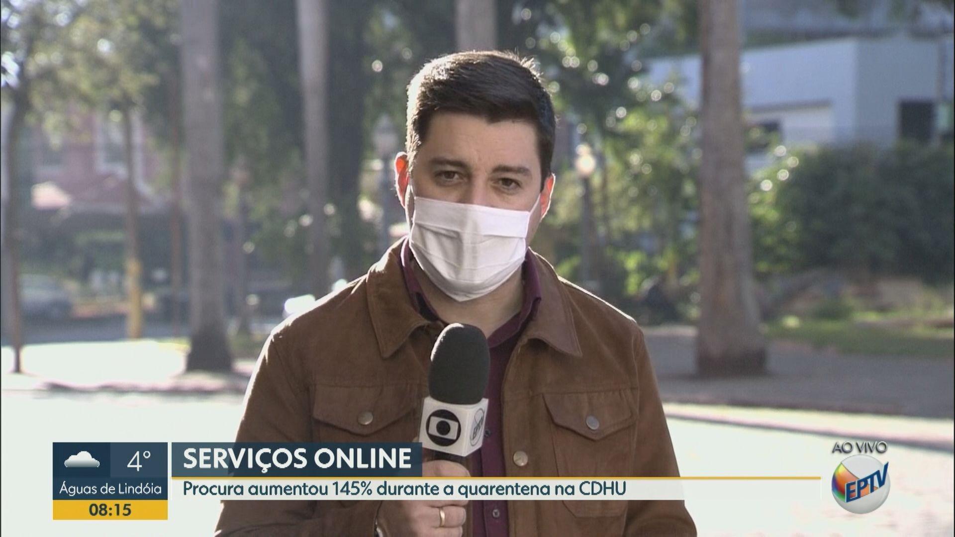 VÍDEOS: Bom Dia Cidade região de Campinas de quinta-feira, 28 de maio