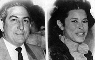 Leno e Rosemary LaBianca (Foto: Wikimedia Commons)