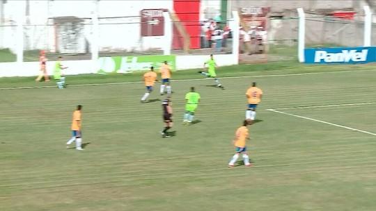 Pelotas x Juventude - Campeonato Gaúcho 2019 - globoesporte.com