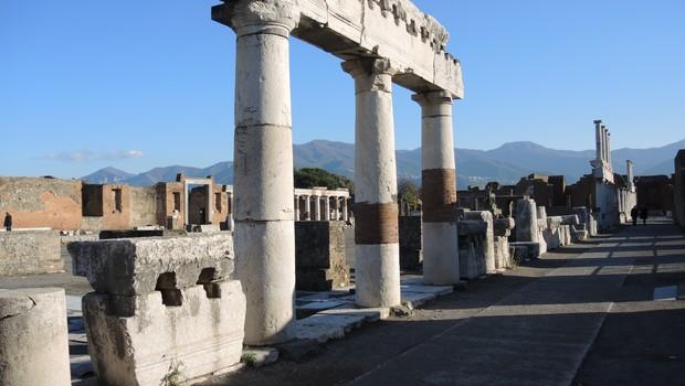 Pompeia, Itália (Foto: Getty Images)