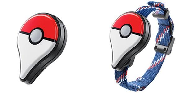 Acessório para o jogo 'Pokémon Go', para celulares iOS e Android, que levará pokémons para batalhas no 'mundo real'. (Foto: Divulgação/Pokémon Company)