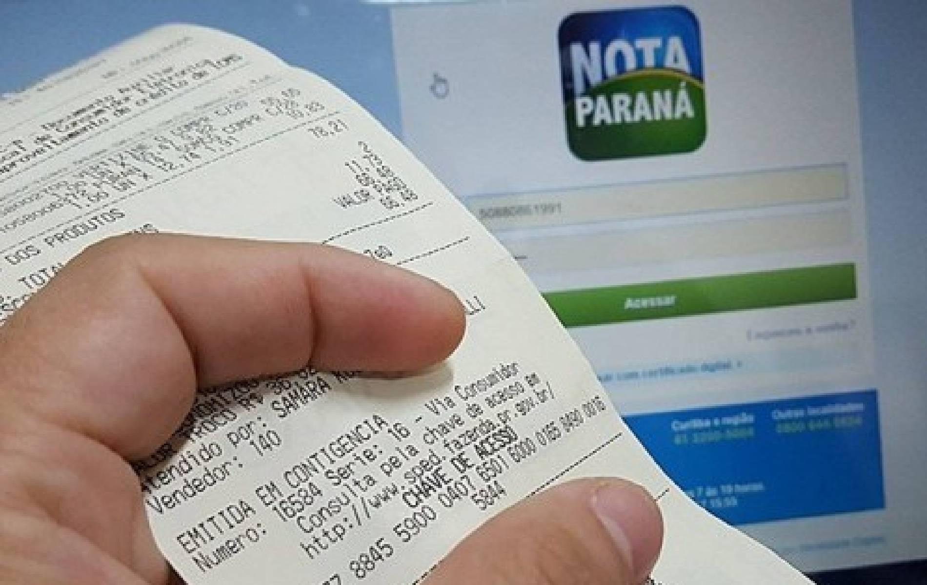 Morador de São José dos Pinhais ganha prêmio de R$ 1 milhão do Nota Paraná