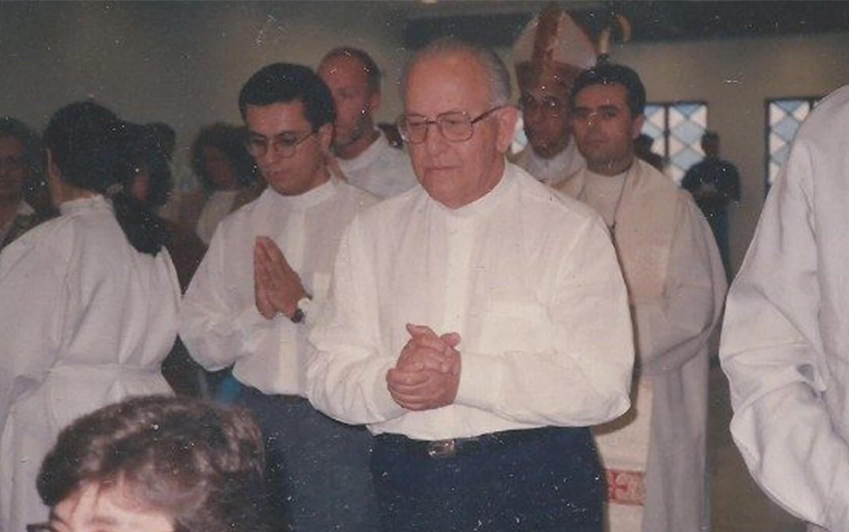 Vaticano autoriza abertura do processo de beatificação do padre Gilberto Maria Defina, de Ribeirão Preto, SP