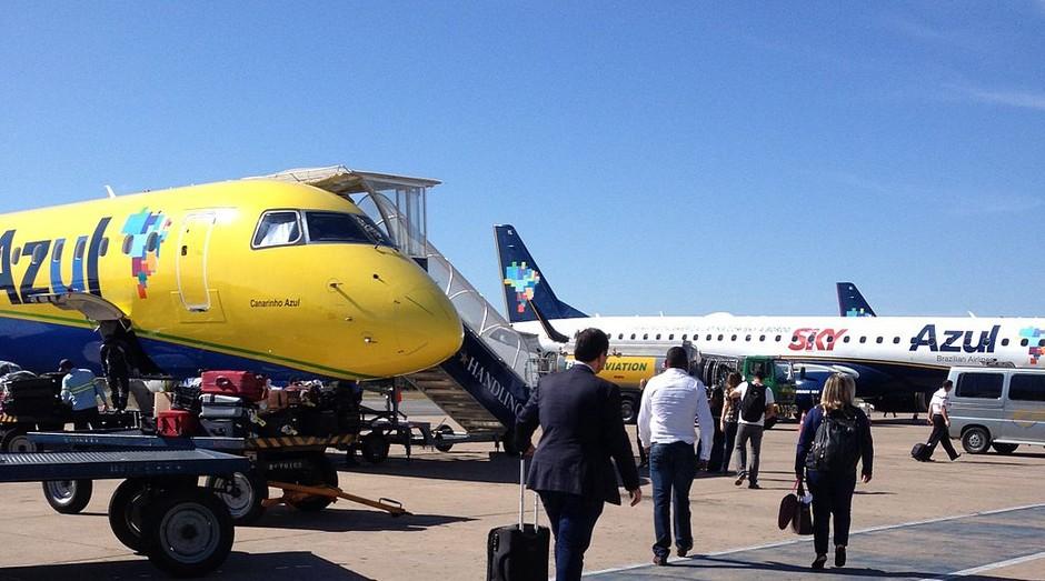 Aeroporto Cuiabá  (Foto: Wikimedia.)