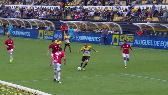 Melhores momentos de Criciúma 2 x 3 Internacional pela 31ª rodada da Série B