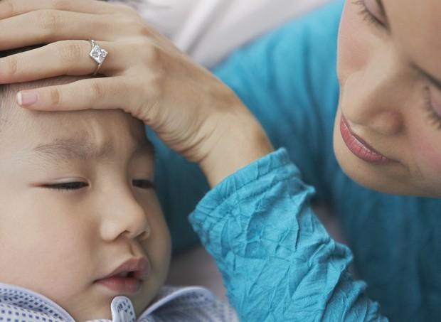 Com pouca imunidade os bebês não tem a mesma resistência ao vírus que causa bronquiolite, daí a necessidade de internação (Foto: ThinkStock)