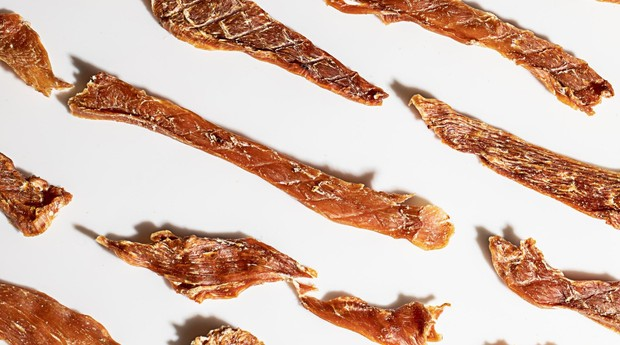 Petisco saudável sabor frango da Wild One (Foto: Reprodução)