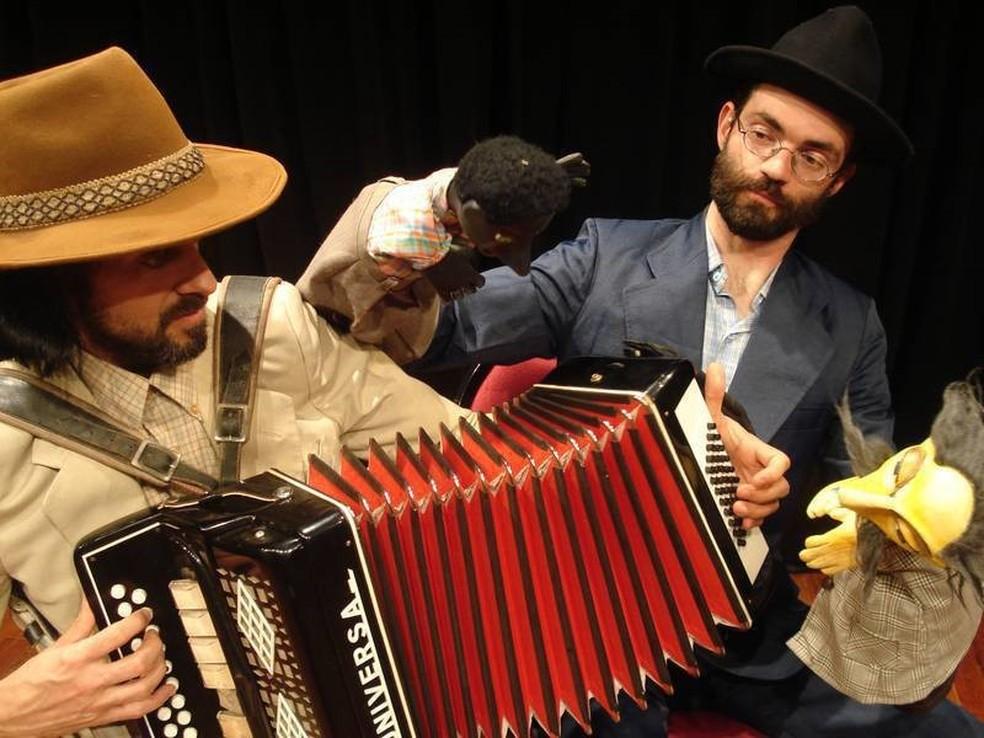 """Teatro Popular de Bonecos """"Praga de Mãe""""  (Foto: Divulgação/Festival de Curitiba)"""