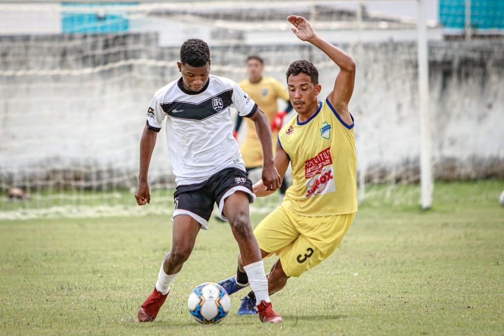 São José fez alguns amistosos de preparação para o Maranhense — Foto: Lucas Almeida/L17Comunicação