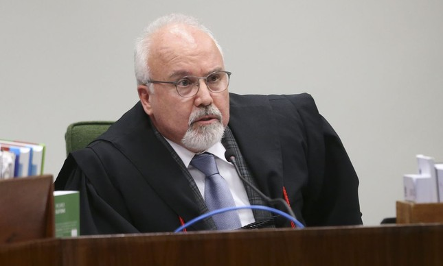 O subprocurador-geral da República Carlos Alberto Carvalho de Vilhena