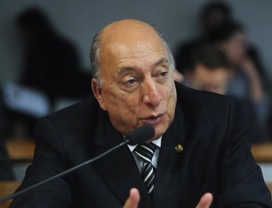 Senador Pedro Chaves (Foto: Pedro França/Agência Senado)