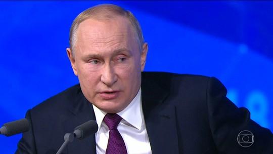 Putin diz que ameaça de guerra nuclear não deve ser subestimada
