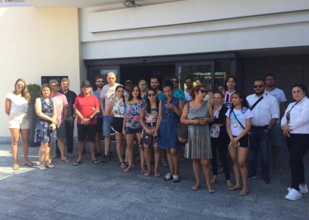 Após cancelamento de voo, casal potiguar espera há 4 dias na Itália sem saber quando retornará ao Brasil