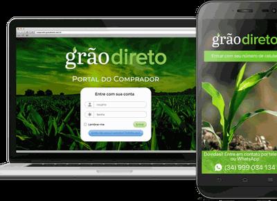 empresas-app-grao (Foto: Divulgação/Grão Direto)