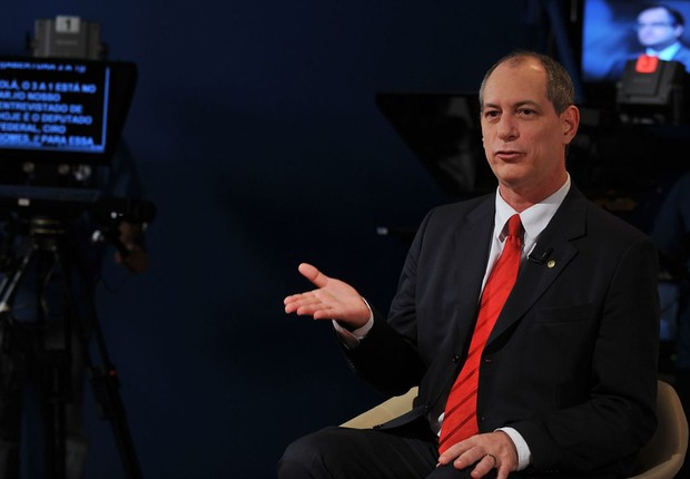 Ciro Gomes, candidato do PDT à Presidência da República (Foto: Marcello Casal jr/Agência Brasil)