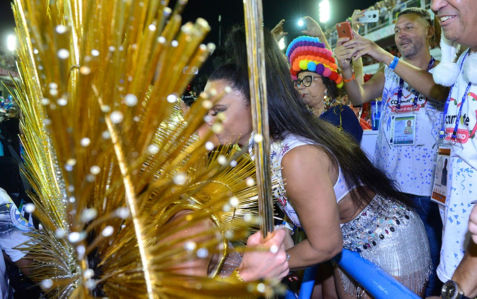 Sabrina Sato e Viviane Araújo (Foto: Fabio Cordeiro/ QUEM)