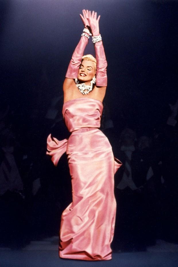Marilyn Monroe, Os Homens Preferem as Loiras (1953) (Foto: Divulgação/ Alamy)