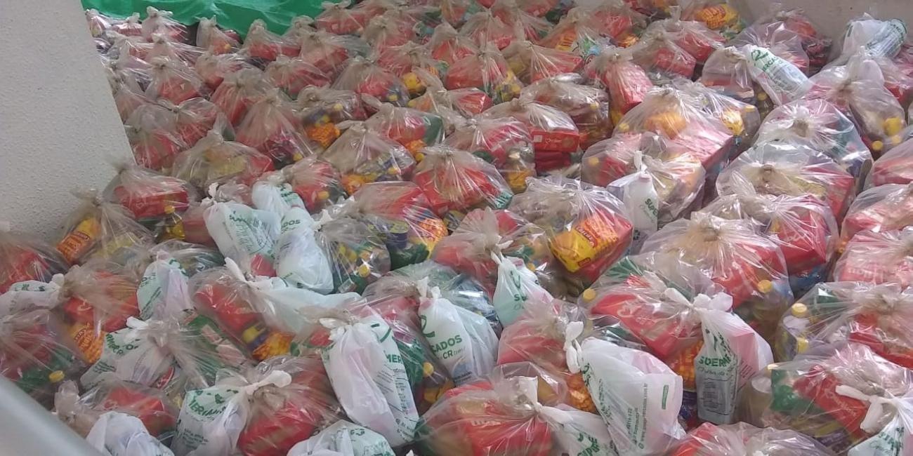 MPT destina R$ 50 mil para confecção de cestas básicas e máscaras em Santarém