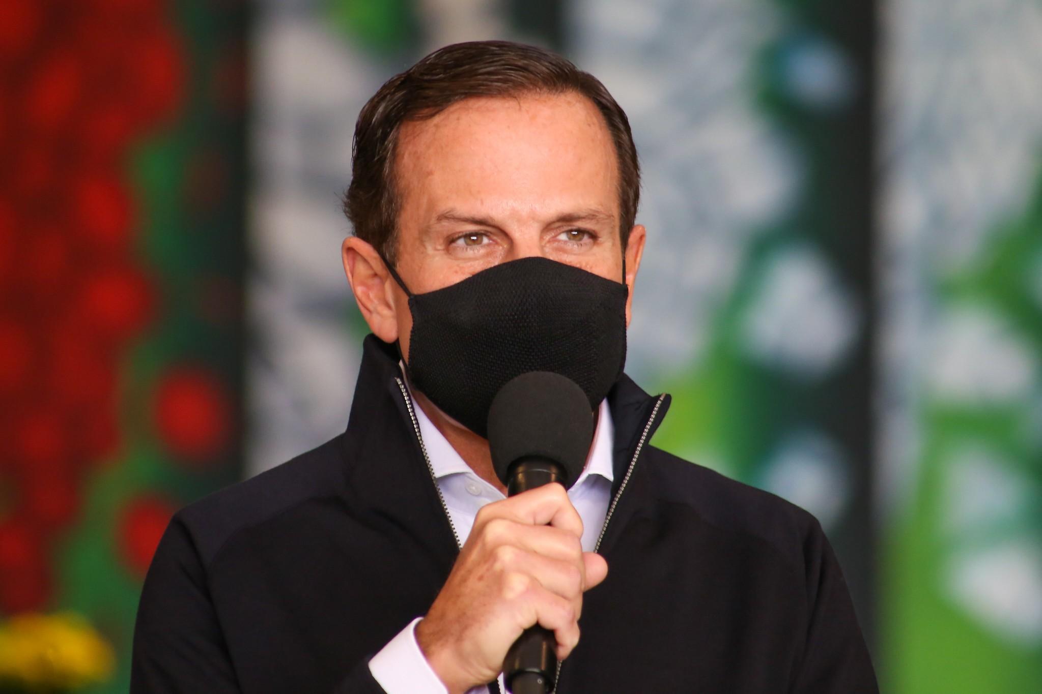 Doria diz que é pré-candidato do PSDB à presidência; modelo de prévias defendido pelo governador sofre derrota