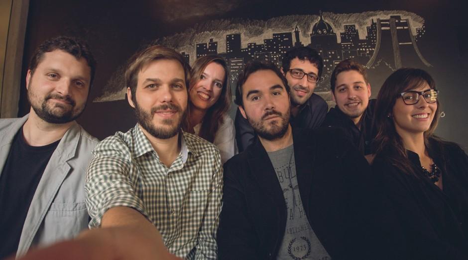 Equipe do URBE.ME (Foto: Divulgação)