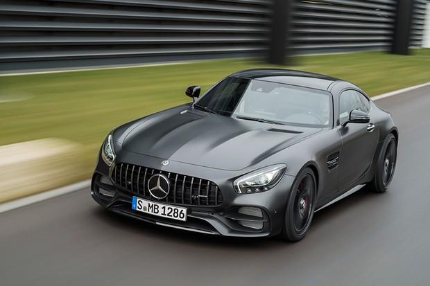 Mercedes-AMG GT C Cupê Edition 50 (Foto: Divulgação)