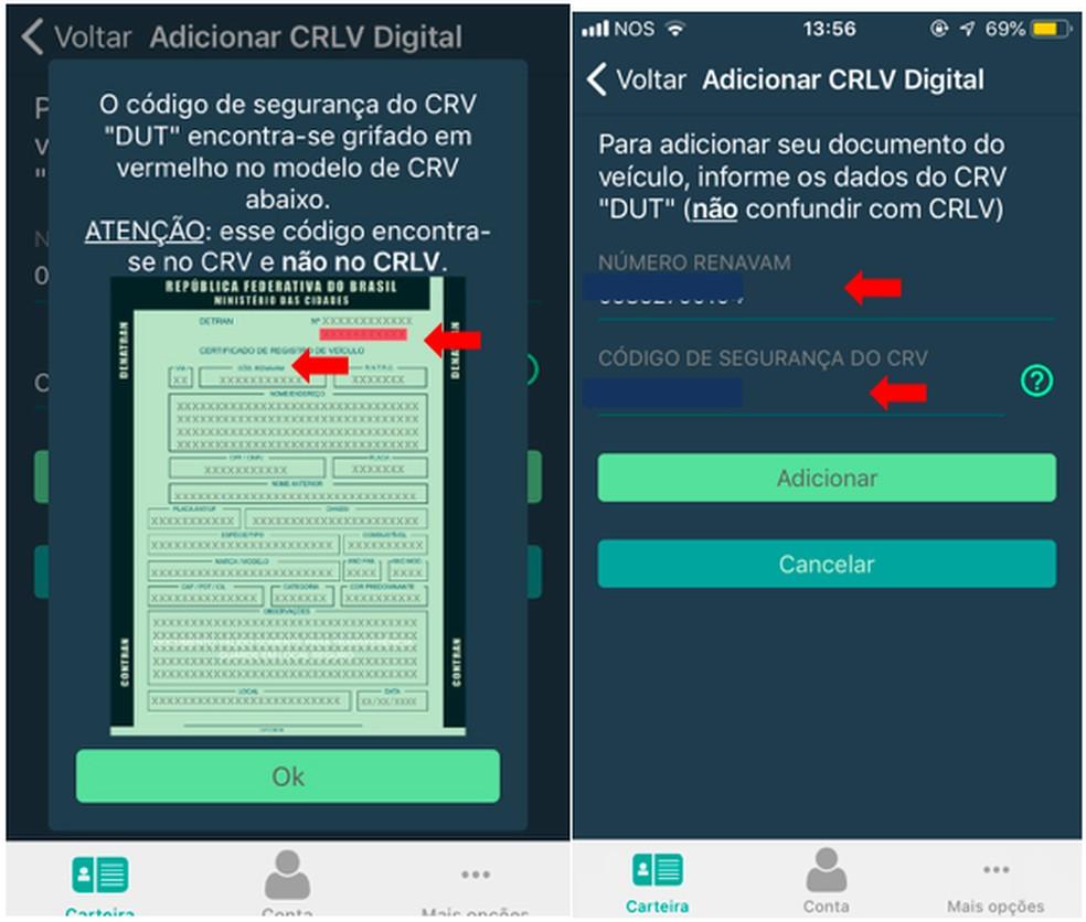 foto-6 #Dica: Você já conhece como funciona o CRLV Digital? Aprenda como baixar e usar o documento no app.