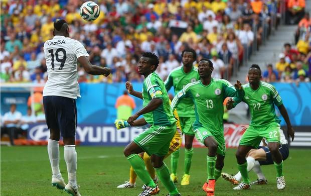 [COPA 2014]Fantasma à vista: França elimina Nigéria e está nas quartas de final