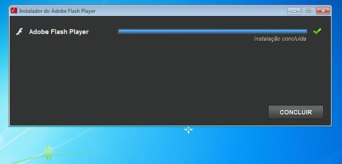 Flash player Manual install windows