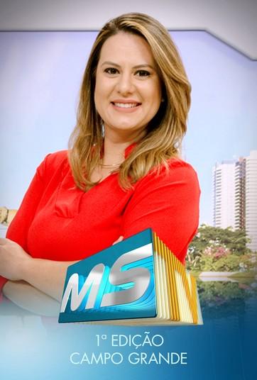 MSTV 1ª Edição - Campo Grande