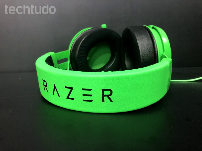 Razer Kraken Tournament Edition (Foto: Diego Borges/TechTudo)