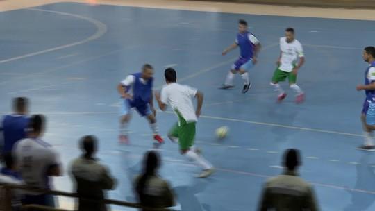 Copa Brasília de Futsal: Ivanildo, do time da Fercal, vence votação do gol mais bonito
