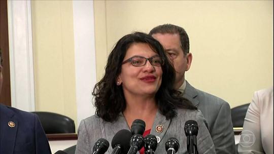 Governo de Israel nega visto para duas deputadas do partido democrata americano