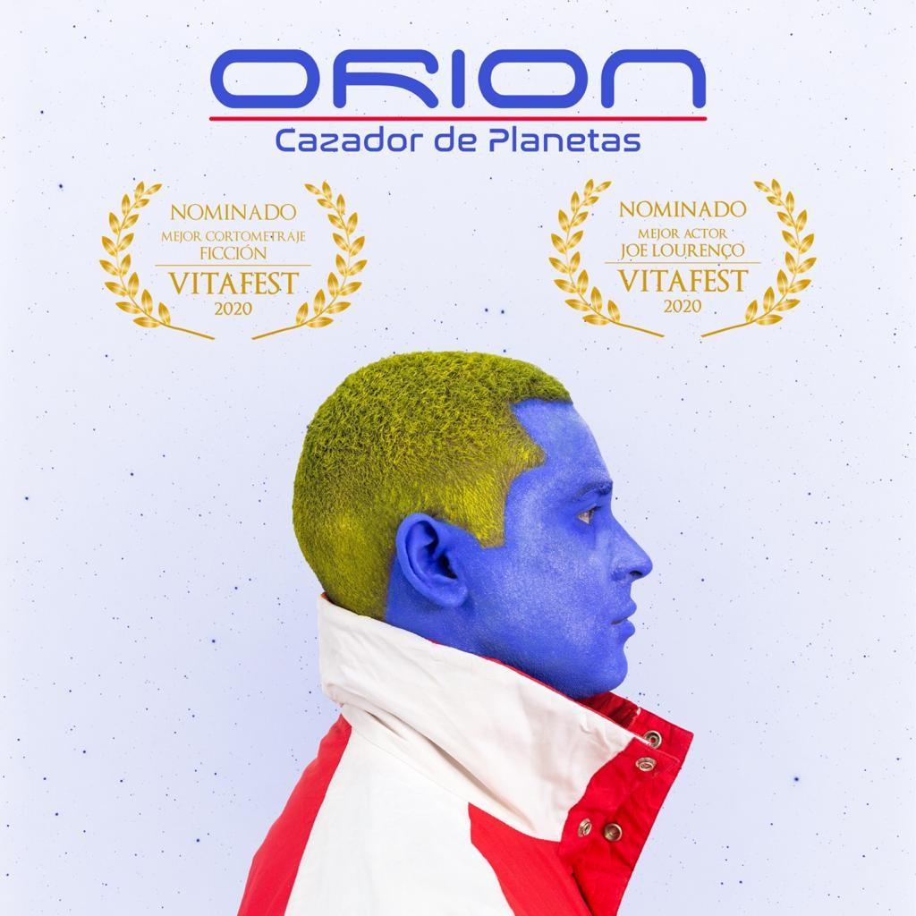 Com curta metragem, paraense é finalista em duas categorias em festival internacional de cinema