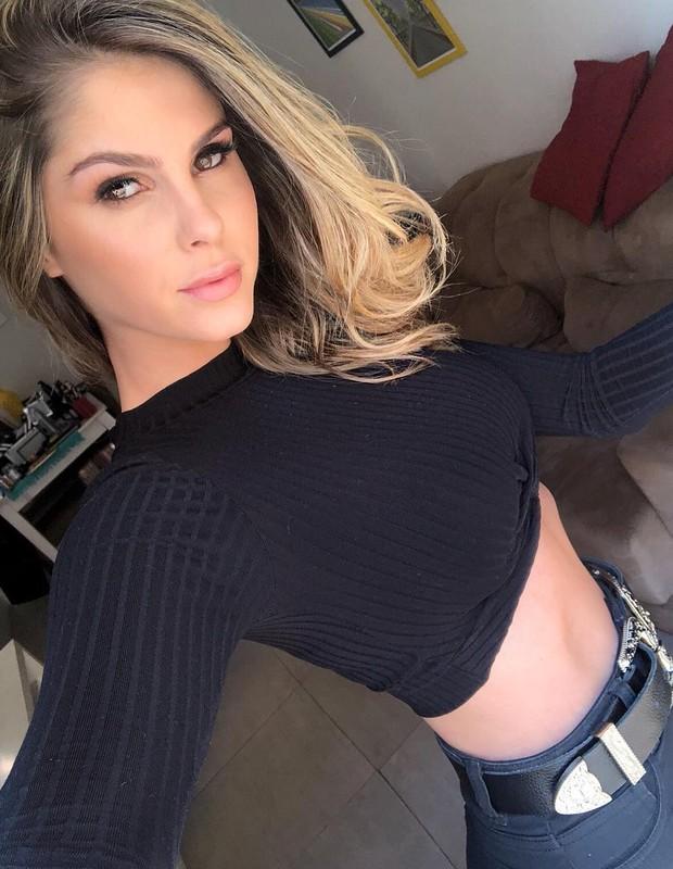 Bárbara Evans (Foto: Reprodução Instagram)