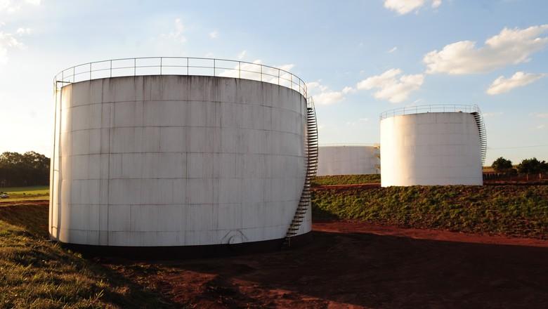 cana-etanol-biocombustivel-açúcar-usina (Foto: Ernesto de Souza/Ed. Globo)