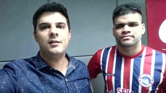 Técnico Carlos Uilian assume o Porto Velho sub-13