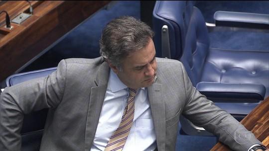 STF mantém análise de denúncia contra Aécio Neves para terça (17)