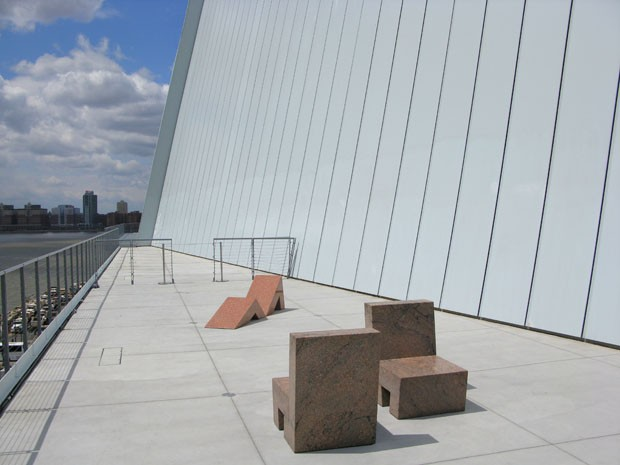Novo Whitney Museum (Foto: Paul Clemence)