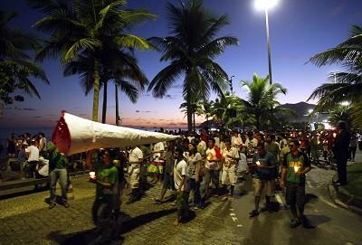 Marcha da Maconha no Rio