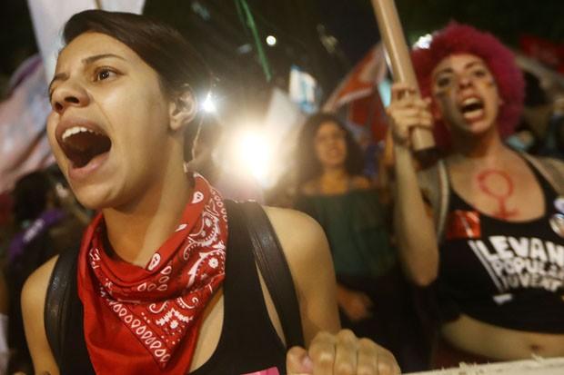 Em sua nova coluna, Debora Diniz explica o protagonismo feminino nas eleições presidenciais de 2018 (Foto: Getty Images)